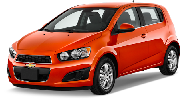 Chevrolet Sonic 1.2 L