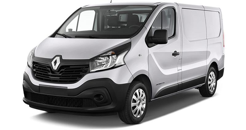 Renault Trafic 1.6 l Diesel