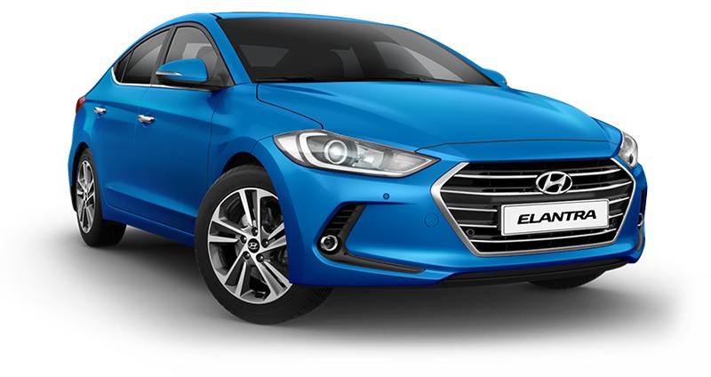 Hyundai Elantra 1.6 L 130 ch