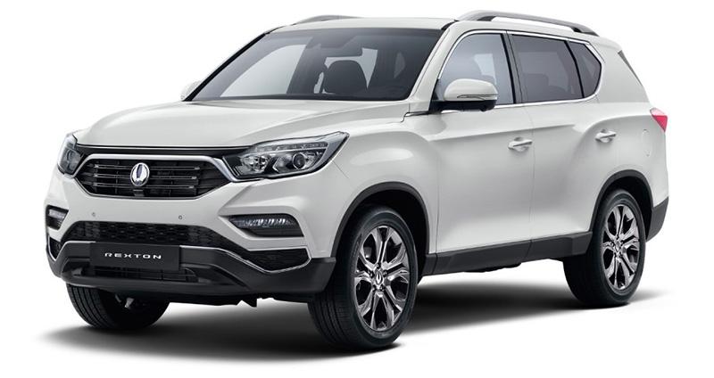 Ssangyong Rexton 2.2 L Diesel e-XDI BVA