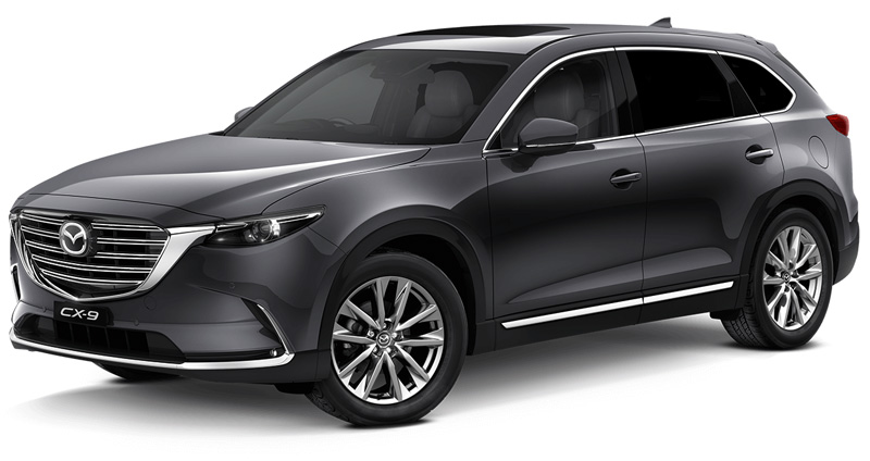 Mazda CX-9 2.5l Skyactiv-G Turbo Signature