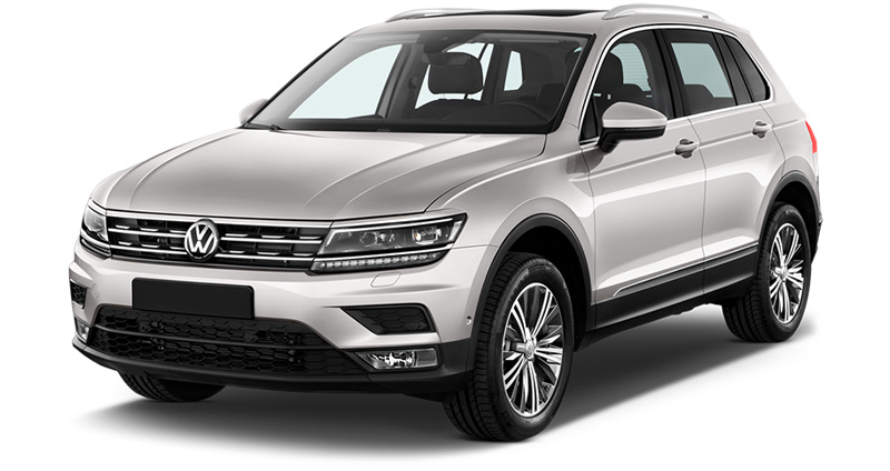 prix volkswagen tiguan a partir de 116 980 dt. Black Bedroom Furniture Sets. Home Design Ideas