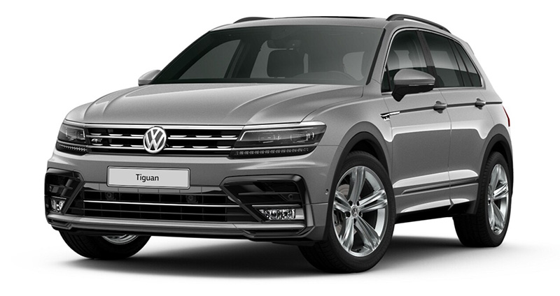 prix volkswagen tiguan 1 4 l tsi r line a partir de 159 980 dt. Black Bedroom Furniture Sets. Home Design Ideas