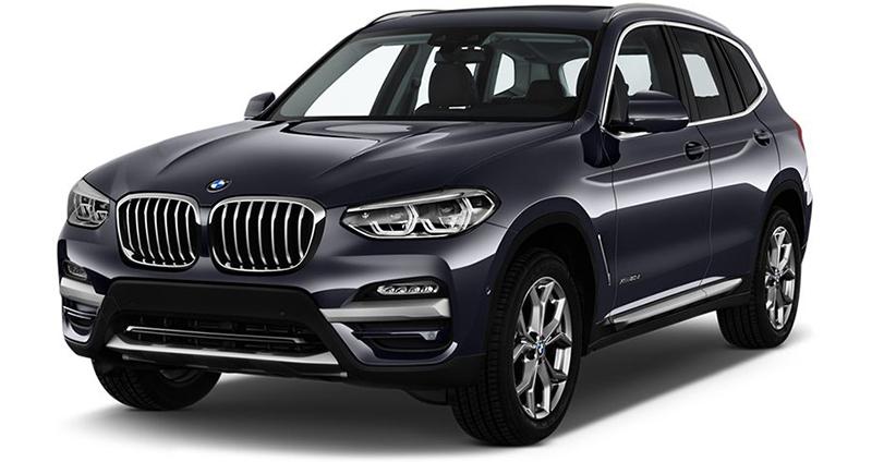 BMW X3 20i Business Line