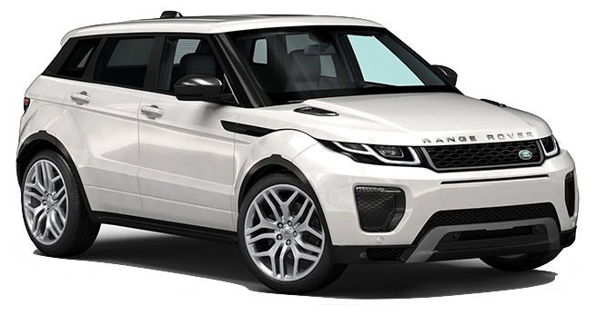 prix land rover range rover evoque td4 180 pure bva a partir de 158 300 dt. Black Bedroom Furniture Sets. Home Design Ideas