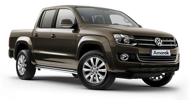 prix volkswagen amarok 2l highline 4x4 double cabine bva a partir de 129 980 dt. Black Bedroom Furniture Sets. Home Design Ideas