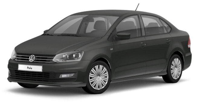 prix volkswagen polo sedan 1 4 l trendline a partir de 46 980 dt. Black Bedroom Furniture Sets. Home Design Ideas