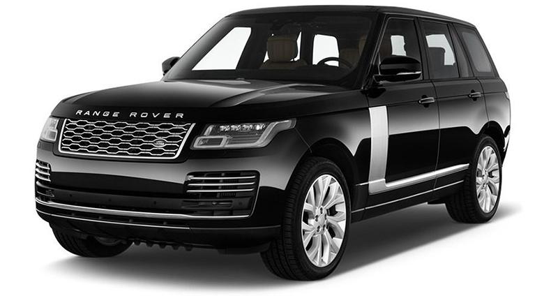 prix land rover range rover a partir de 585 000 dt. Black Bedroom Furniture Sets. Home Design Ideas