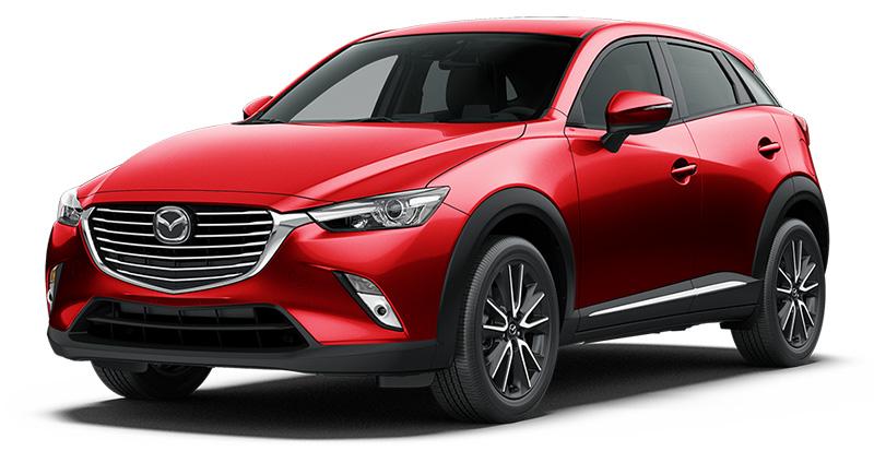 Mazda CX-3 2.0 L Skyactiv-G Core Grade