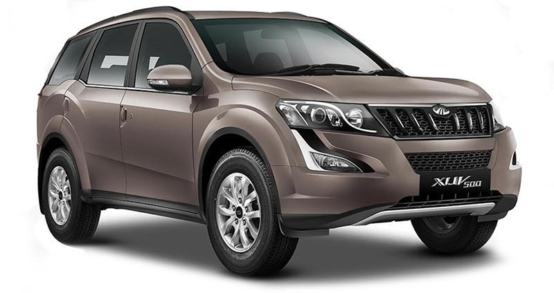 Mahindra XUV 500 2.2 l AWD