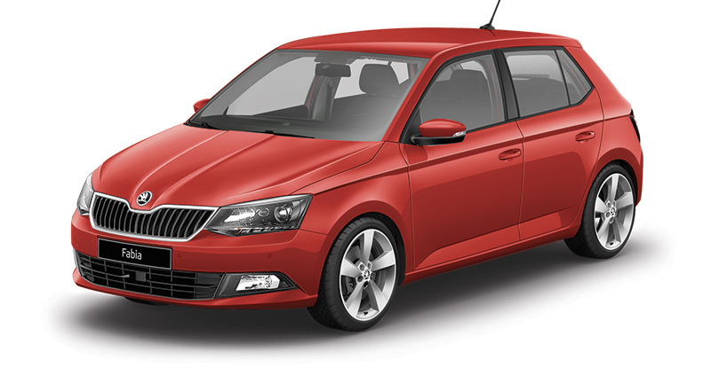 prix skoda fabia 1 6 l mpi drive a partir de 42 980 dt. Black Bedroom Furniture Sets. Home Design Ideas