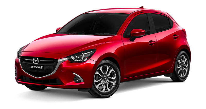 Mazda 2 1.5 L Skyactiv Exclusive Edition