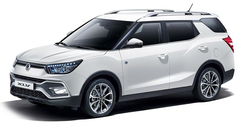 Ssangyong XLV 1.6 e-XGi BVA