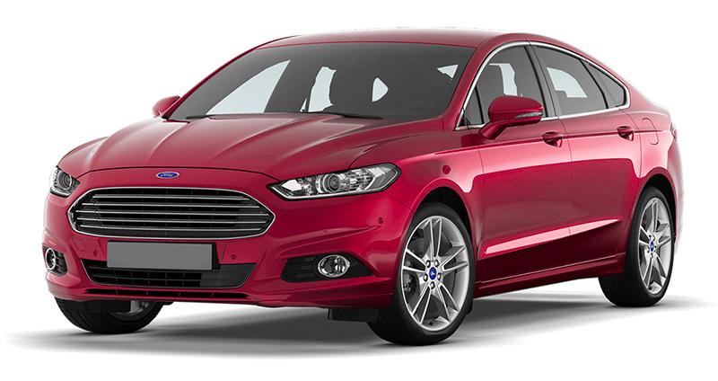 Ford Fusion 1.5 L EcoBoost Titanium BVA