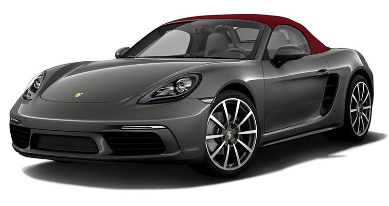 prix porsche 718 boxster 2 0 l a partir de 305 000 dt. Black Bedroom Furniture Sets. Home Design Ideas