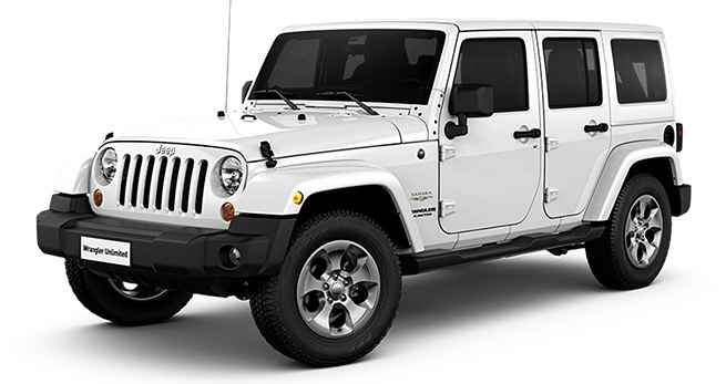 prix jeep wrangler unlimited sahara a partir de 238 000 dt. Black Bedroom Furniture Sets. Home Design Ideas