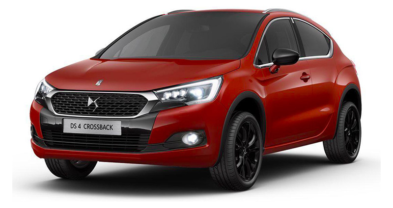 DS 4 Crossback Be Chic VTi