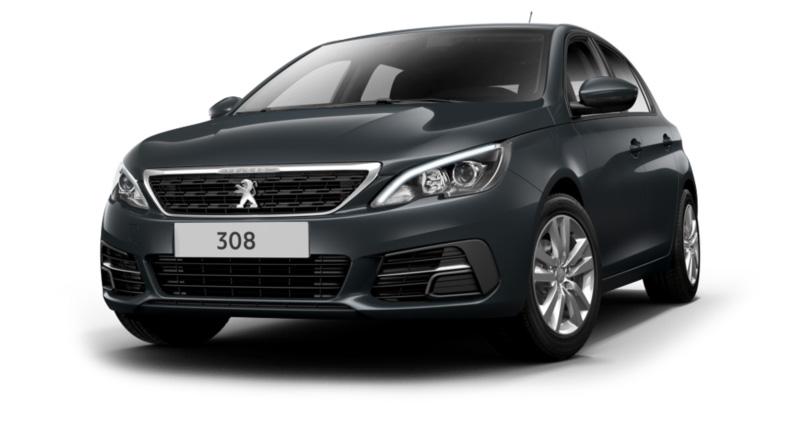 Peugeot 308 1.2 L 110 ch PureTech Active