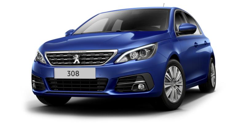 Peugeot 308 1.2 L 130 ch PureTech Allure BVA