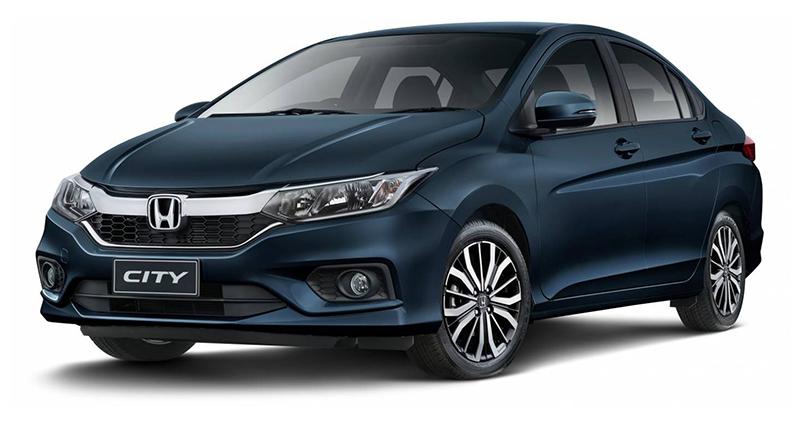 Honda City 1.5 L CVT