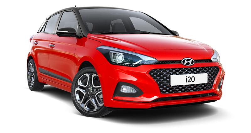 Hyundai i20 1.2 L GLS
