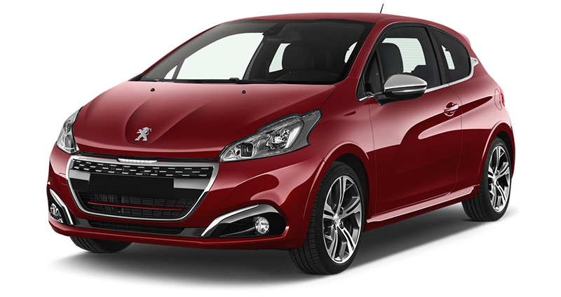 prix peugeot 208 gti 1 6 l thp a partir de 65 000 dt. Black Bedroom Furniture Sets. Home Design Ideas
