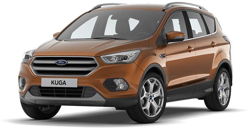 Ford Kuga 1.5 Ecoboost Titanium BVA 4x4