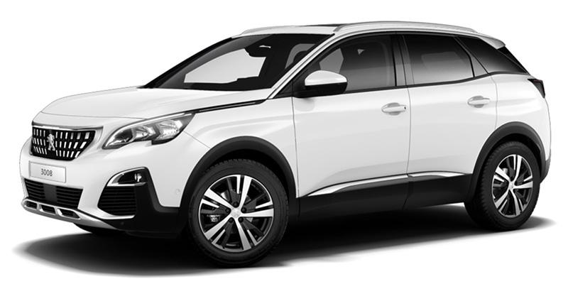 Peugeot 3008 1.2 L 130 ch EAT6 Allure