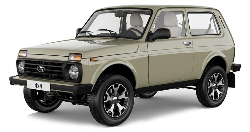 Lada 4x4 Classic