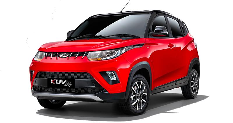 Mahindra KUV 100 1.2 l K6+