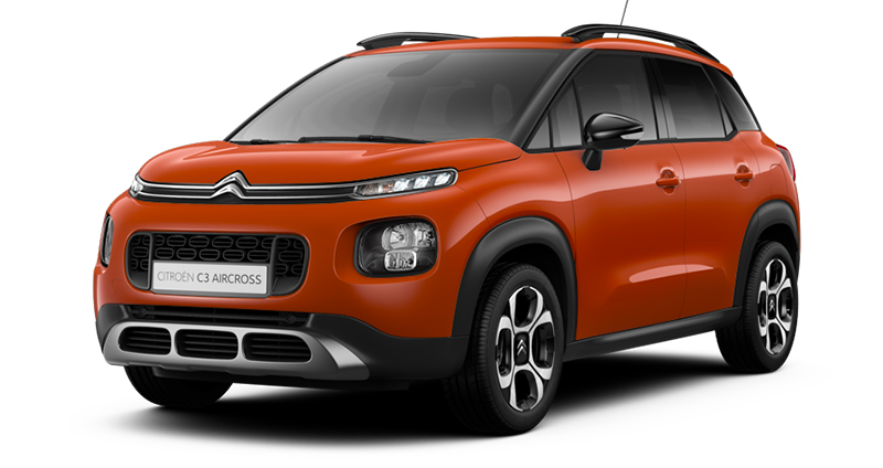 Citroën C3 Aircross 1.2 L Puretech 110 EAT6 Live
