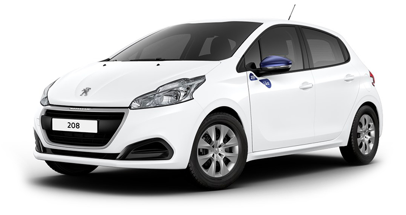 Peugeot 208 Populaire 1.2 L Like