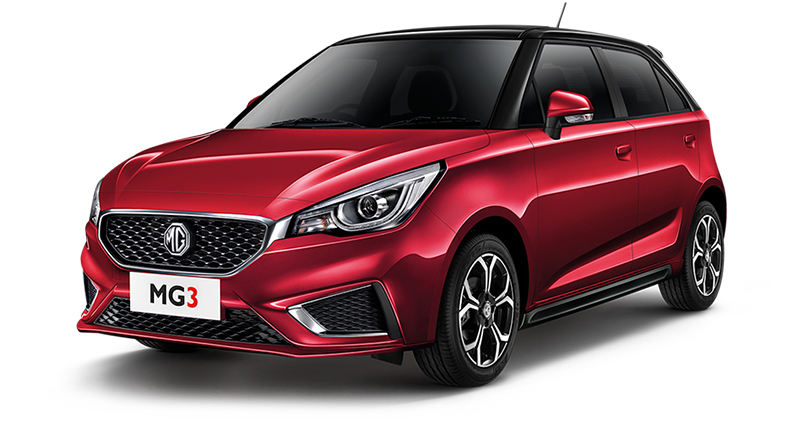 MG 3 1.5 L Confort Plus