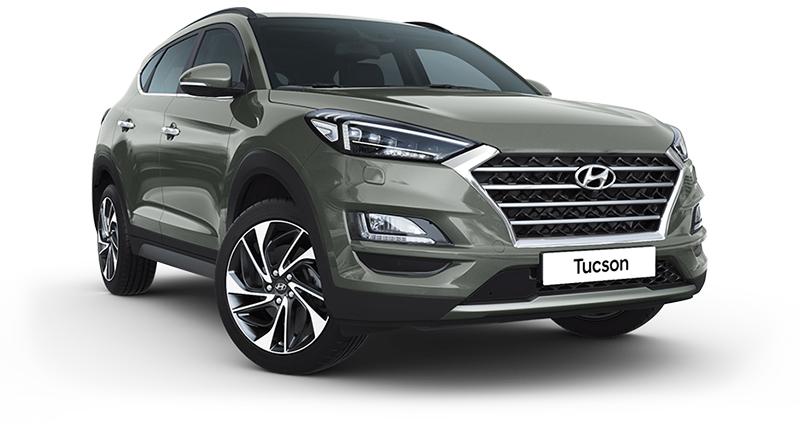 Hyundai Tucson 1.6 l GDI BVA