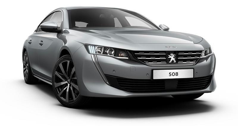 Peugeot 508 1.6 THP EAT6 Allure