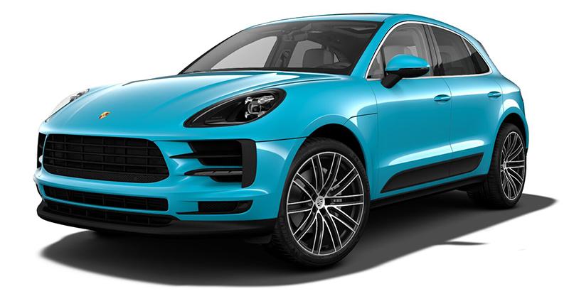 Porsche Macan 2.0 l PDK