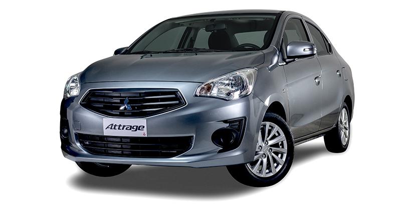 Mitsubishi Attrage Populaire 1.2 L GLX BVM