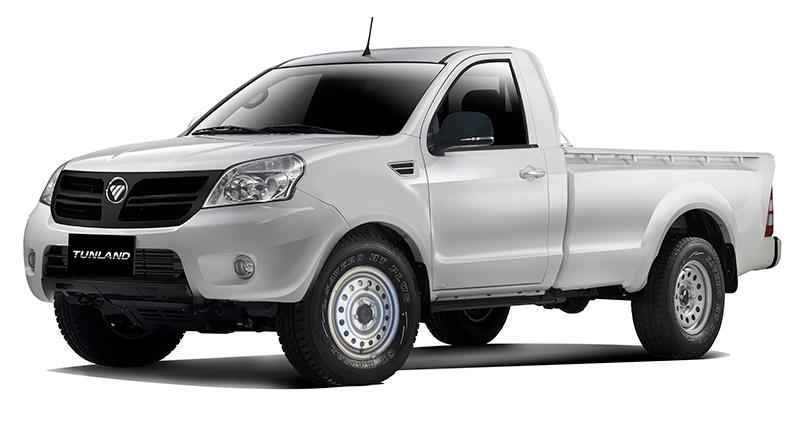Foton Tunland 2.8 l Turbo Diesel Simple Cabine 4x2