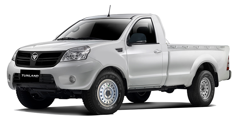 Foton Tunland 2.8 l Turbo Diesel Simple Cabine 4x2