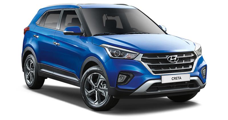 Hyundai Creta 1.6 l GLS
