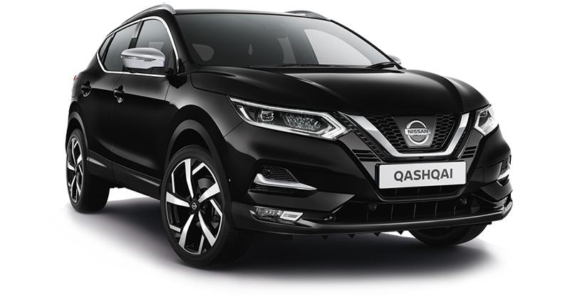 Nissan Qashqai 1.2 L High BVA