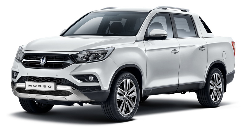 Ssangyong MUSSO 2.2 l e-XDi 4WD Luxe BVA
