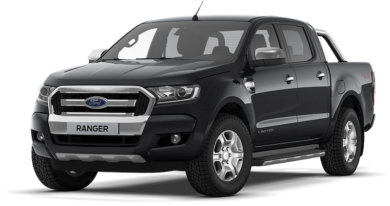 Ford Ranger Double Cabine 4x4  XLS