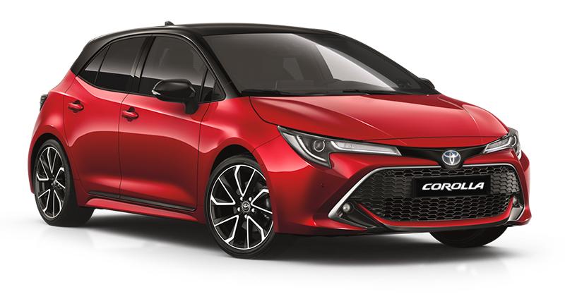Toyota Corolla 1.2 L Active