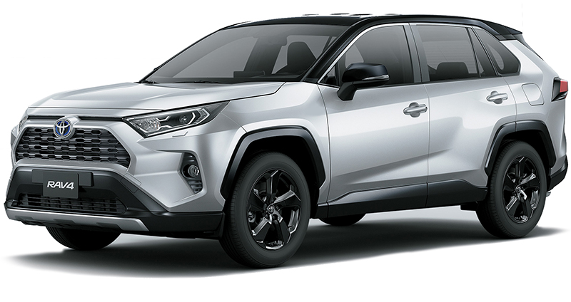 Toyota RAV 4 2.0 L Active