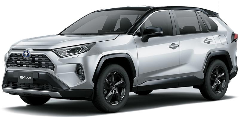 Toyota RAV 4 2.5 L Hybride