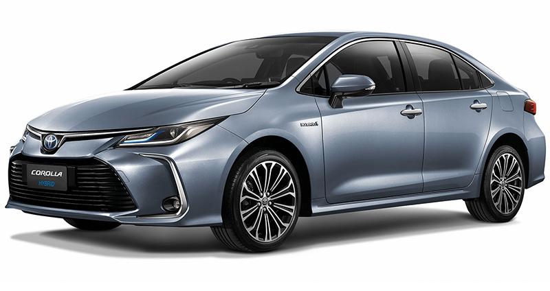 Toyota Corolla Sedan 1.6 L Active