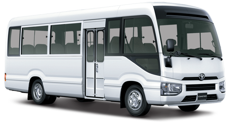 Toyota Coaster 4.2 L Diesel 23 places