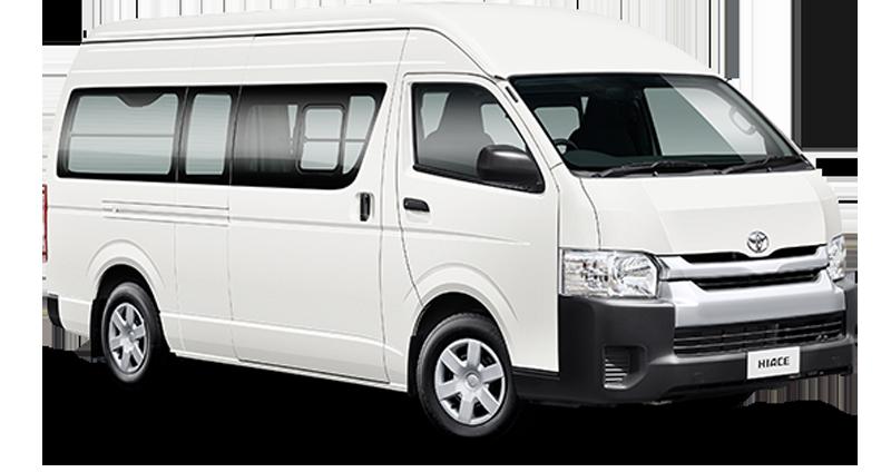 Toyota Hiace 2.5 L Diesel 16 Places