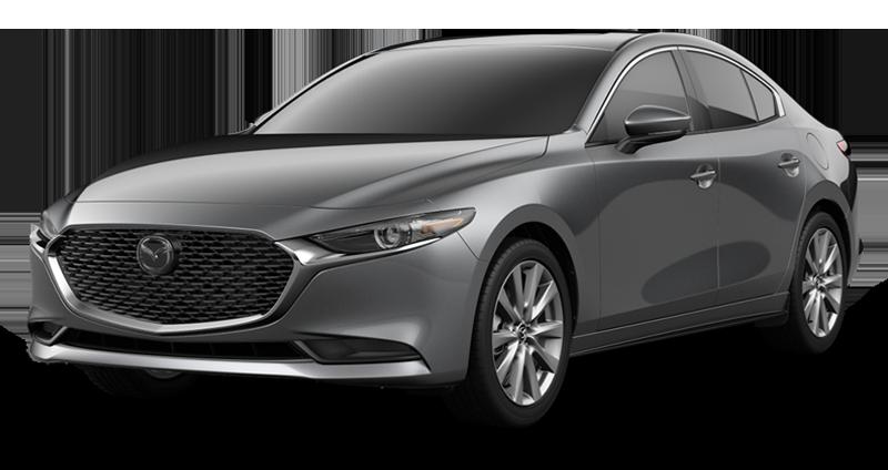Mazda 3 sedan 1.5 L Skyactiv-G Core+ Grade